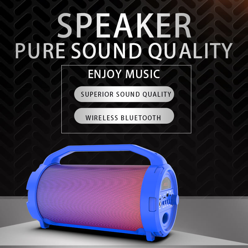 OEM Portable Wireless Speaker home Theatre Karaoke Bluetooth Speaker MW-199B