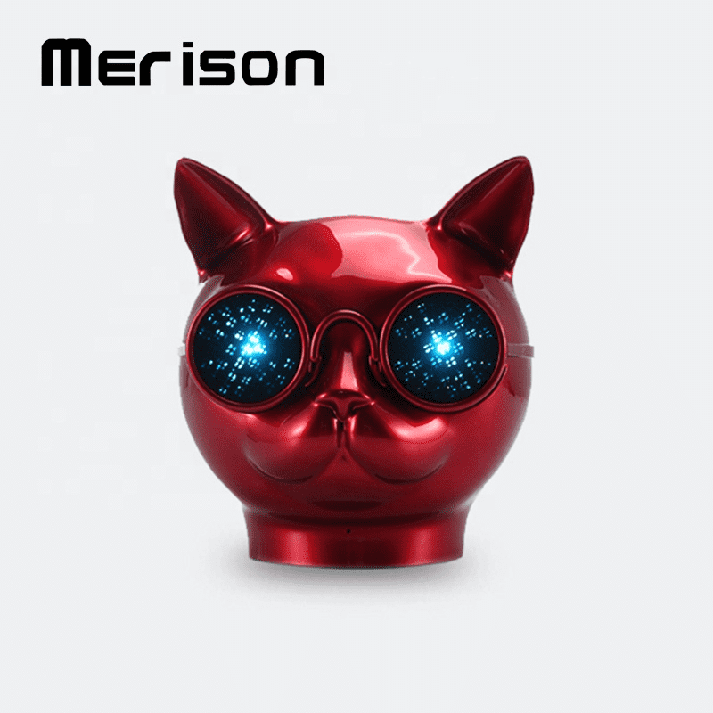 Cuatom Cat Bluetooth Speaker Cartoon Animal Design MB-346