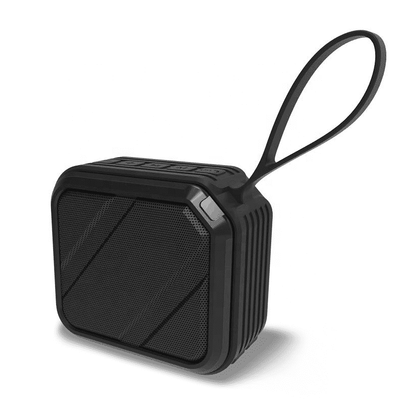 Mini outdoor portable ipx7 waterproof wireless bluetooth subwoofer speaker MY-M2