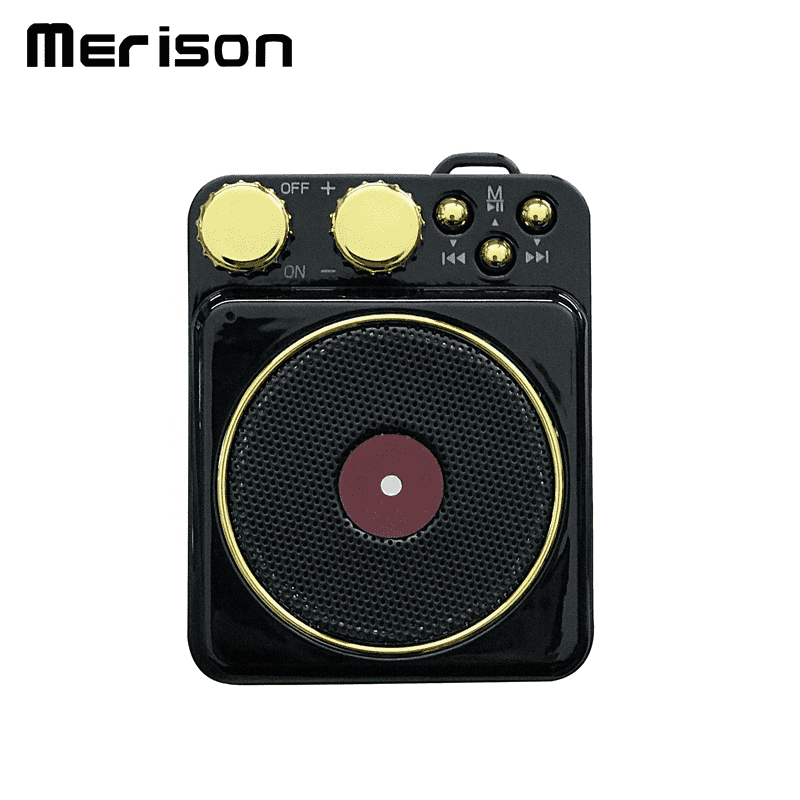 OEM Bluetooth Speaker Retro portable mini haut parleur bluetooth MY-M21