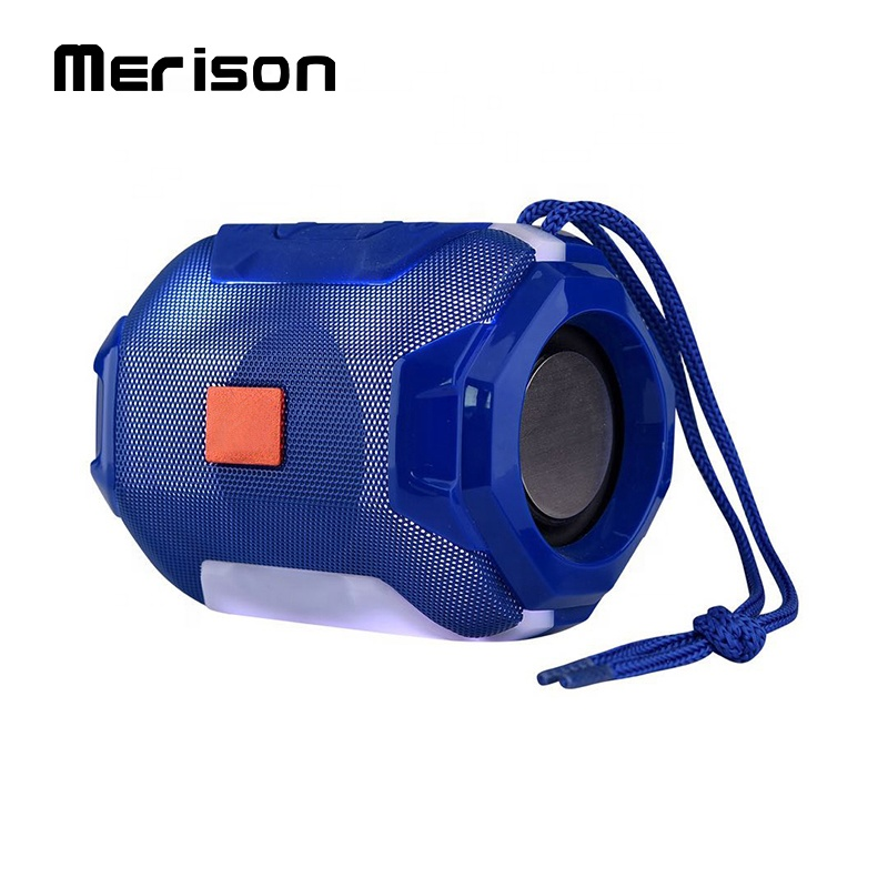 Mini music outdoor car mounting custom speaker home subwoofer with FM MY-M24