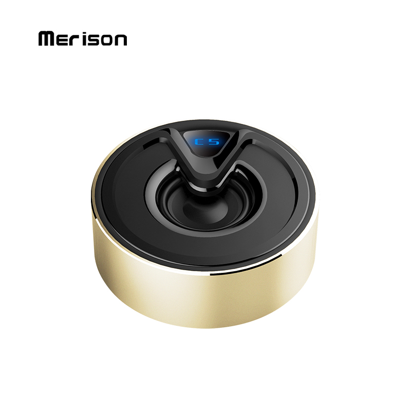 Custom Portable car subwoofer bluetooth speaker MY-M62